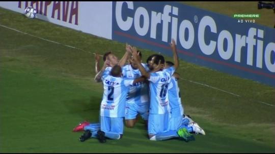 Elogiado, Paulinho Moccelin entra na disputa por um lugar no ataque do Londrina