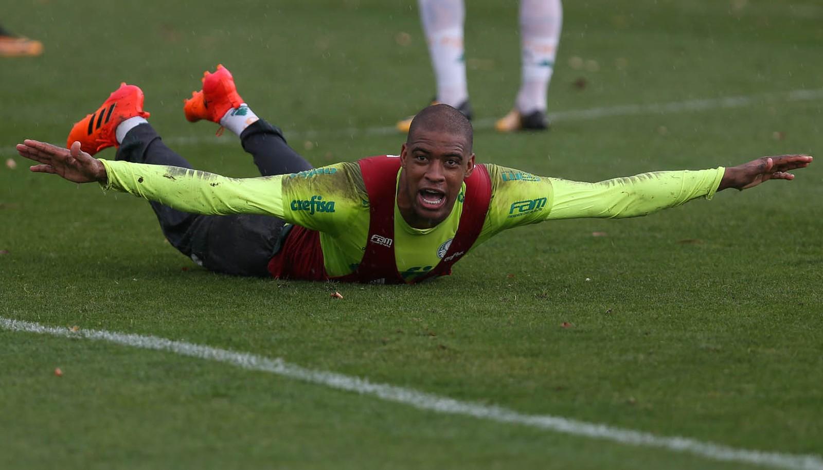 Jailson será o titular do Palmeiras na estreia pelo Paulistão