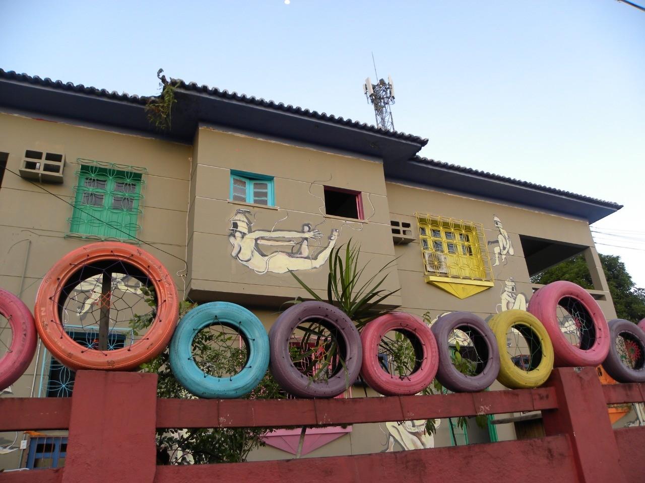 Casa cultural de Manaus promove exposição com manifestos artísticos de jovens em ascensão   - Radio Evangelho Gospel