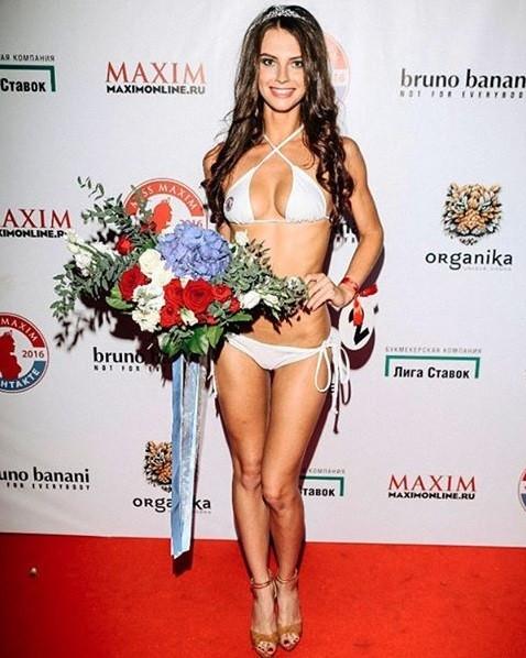 Natalya Shuvalova, a russa mais sexy