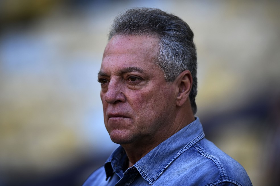 Abel Braga E O Novo Tecnico Do Cruzeiro Cruzeiro Ge