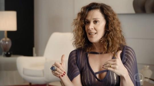 Claudia Raia revela dica dada por Dercy Gonçalves: 'Sempre lembro dela'