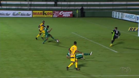 No primeiro jogo da história contra o Goiás, Iporá vence na Serrinha: 2 a 1