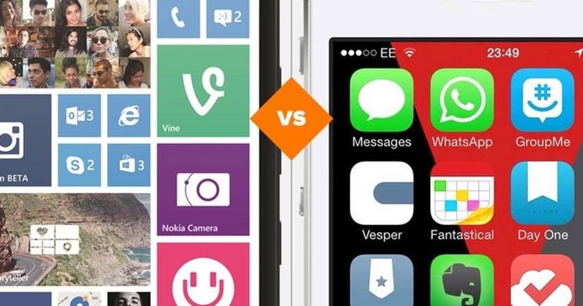 Lumia 930 ou iPhone 6? Veja qual smartphone top é a melhor opção