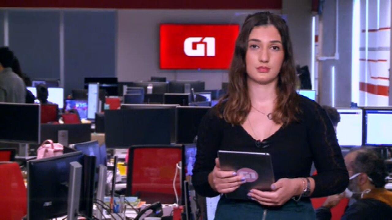 G1 em 1 Minuto: Homem negro é espancado até a morte em supermercado em Porto Alegre