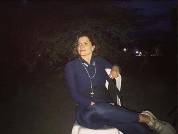 Débrora Bloch (Foto: Reprodução/Instagram)