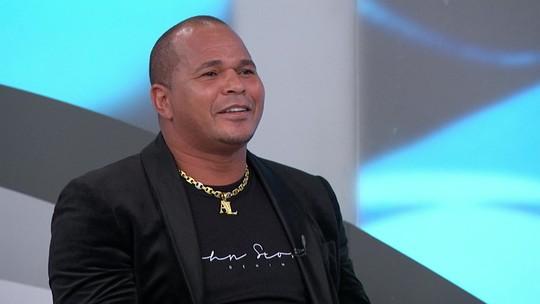 Causos do Chulapa: campeão no PSG, Aloísio lembra narração de Galvão no tetra
