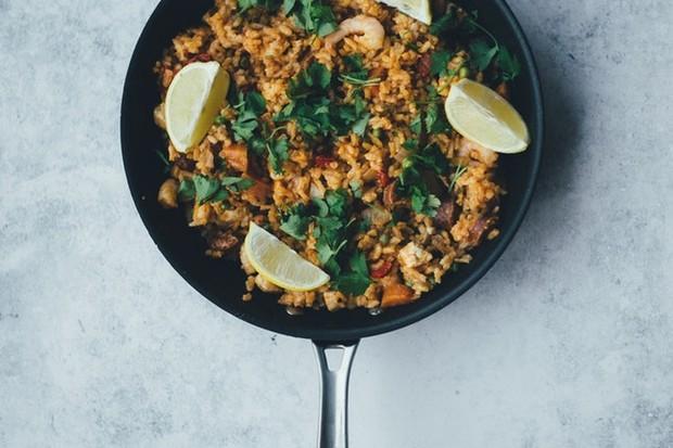 E o arroz de jaca então? (Foto: divulgação)