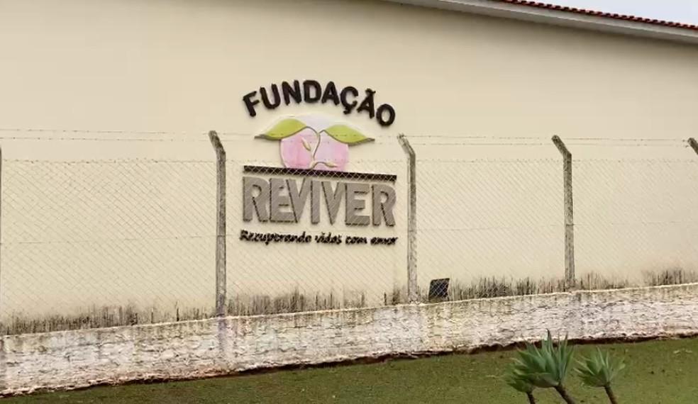 Prefeitura de Sarutaiá disse que fez fiscalização em abrigo de idosos com surto de Covid — Foto: Minuto do Amorim/Divulgação