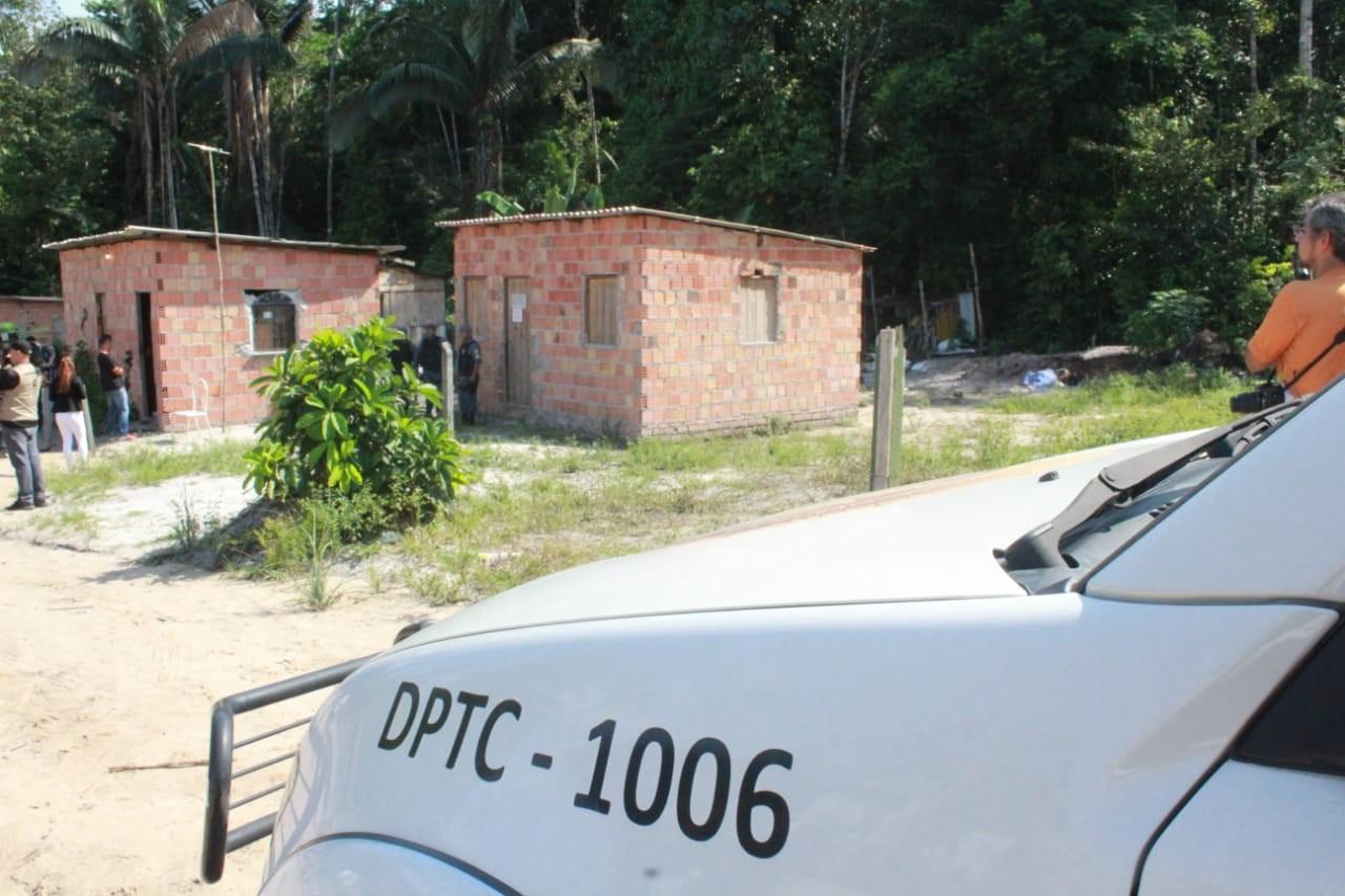 Mulher e dois homens são encontrados decapitados em invasão na Zona Norte de Manaus  - Notícias - Plantão Diário