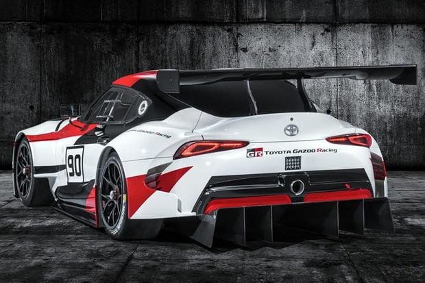 GR Supra Racing Concept  (Foto: Divulgação)