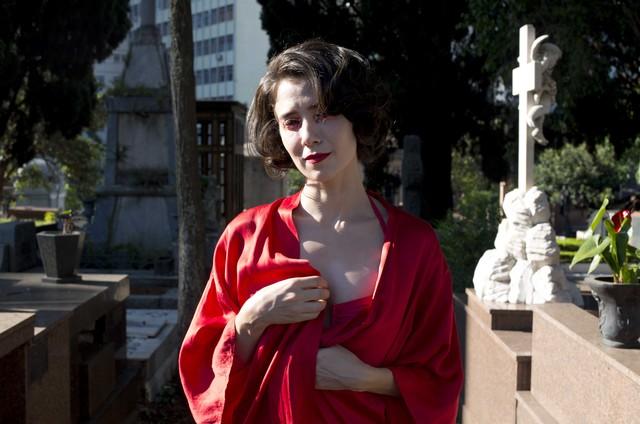 Marjorie Estiano em 'Noturnos' (Foto: Emiliano Capozoli)