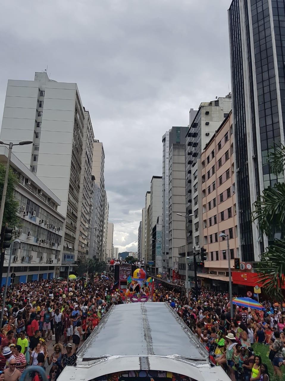 Banda Daki: bloco considerado Patrimônio Cultural de Juiz de Fora anima sábado de carnaval