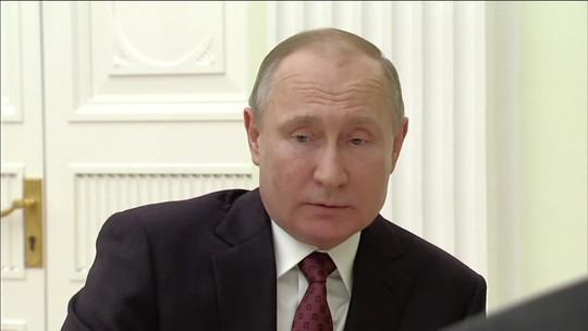 Líderes felicitam Vladimir Putin por reeleição na Rússia