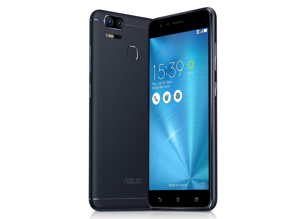 e3e04c93353 ... Apesar do acabamento premium, design do Zenfone 3 Zoom já está datado —  Foto: