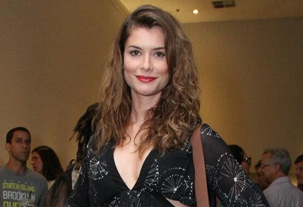 Alinne Moraes (Foto: Wallace Barbosa/AgNews)