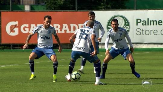 Nas últimas rodadas, Palmeiras enfrentará os times que estão no Z-4