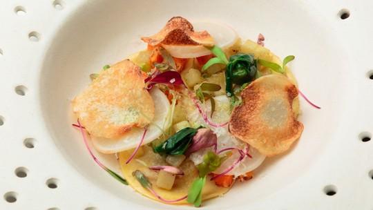 Lista vegetariana: veja receitas deliciosas e sem carne dos chefs do 'Mestre do Sabor'