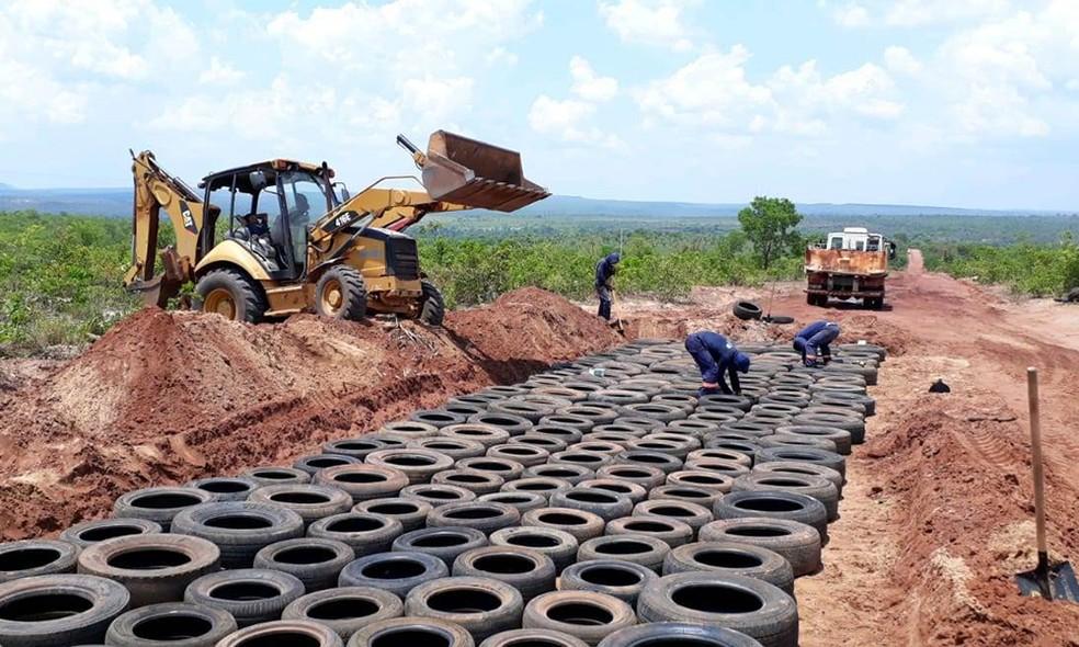 Ideia é facilitar o acesso aos pontos turísticos do Jalapão — Foto: Ageto/Governo do Tocantins
