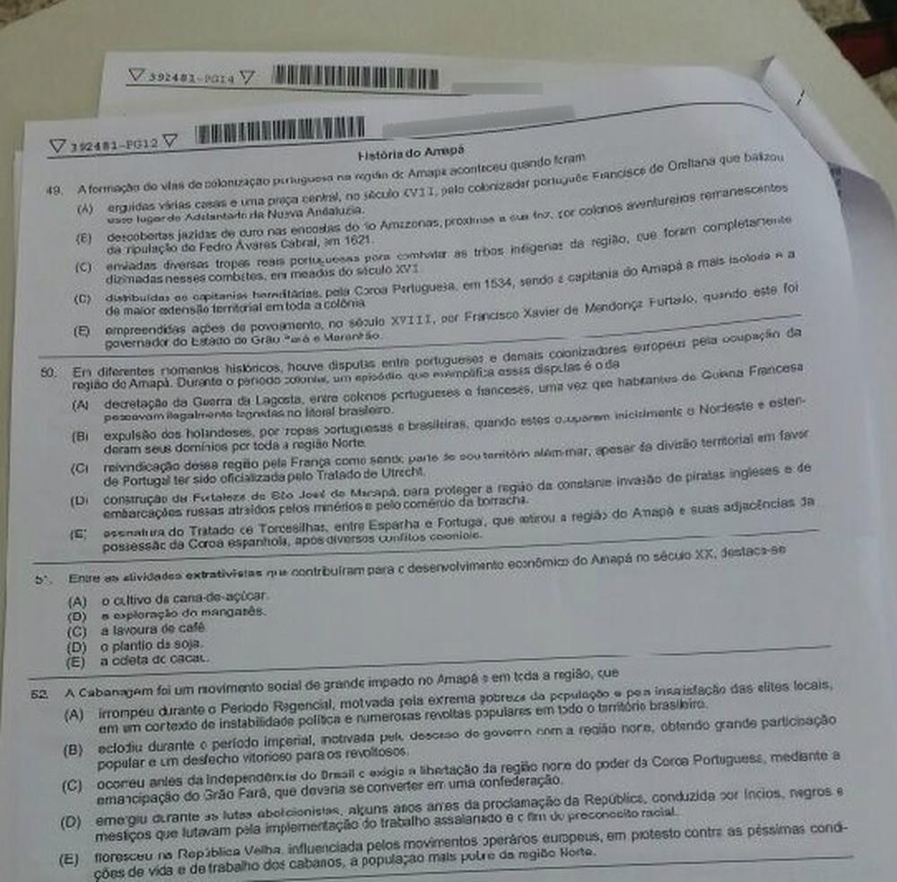 Justiça do AP mantém indenização a candidato do concurso da PM que teve prova exposta por fiscais