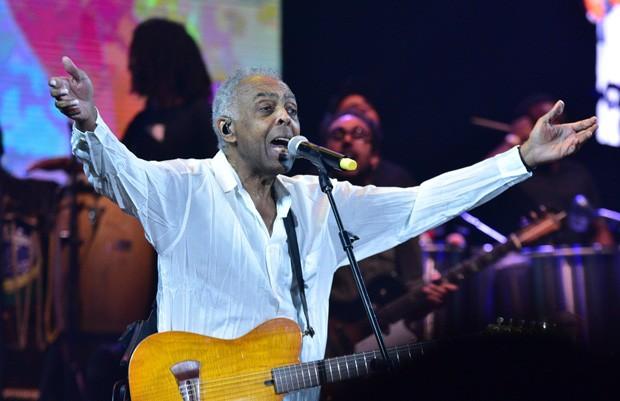 Gilberto Gil (Foto: Deividi Correa/AgNews)