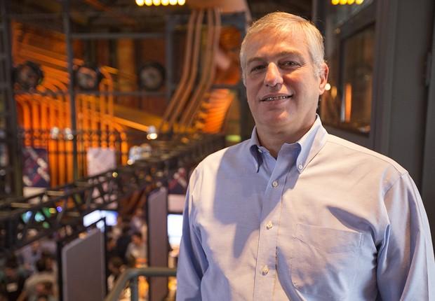João Miranda, CEO da Votorantim S.A.: (Foto: Divulgação)
