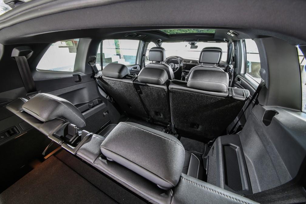 Volkswagen Tiguan terá, pela primeira vez, carroceria para 7 passageiros (Foto: Divulgação)