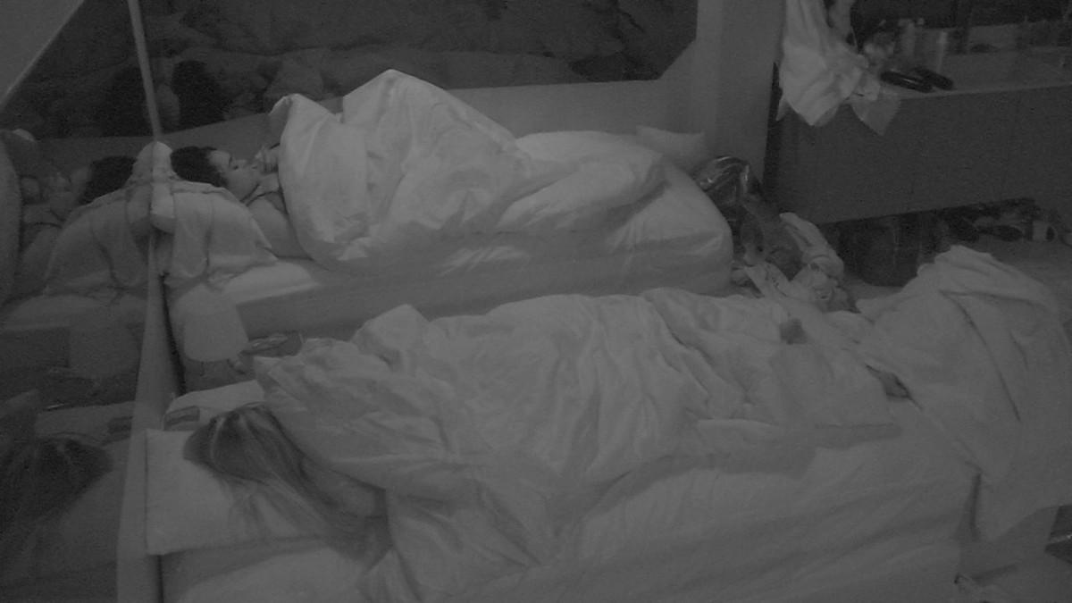 Tem Na Web - Após Festa A Todo Vapor, todos os brothers dormem na casa do BBB19