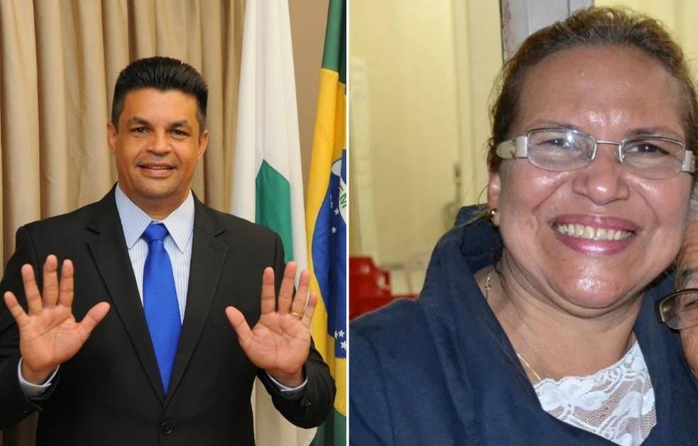 Manuel Marcos e Dra Juliana estão presos após operação da Polícia Federal do Acre — Foto: Arquivo pessoal