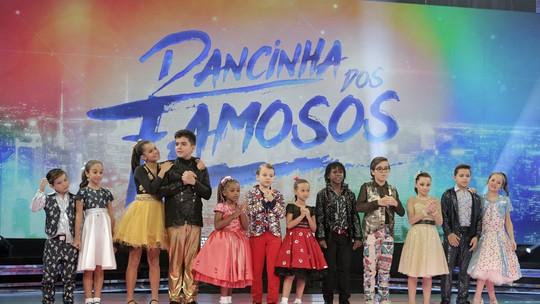 'Dancinha dos Famosos': reveja as apresentações do rock e confira o ranking