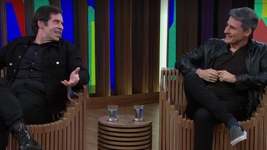 Leandro Hassum relembra gafe com com Jerry Lewis; confira histórias de bastidores do ator