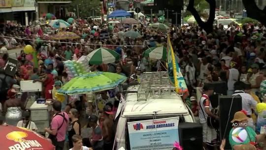 Banda Daki comemora 46 anos de desfiles no carnaval de Juiz de Fora