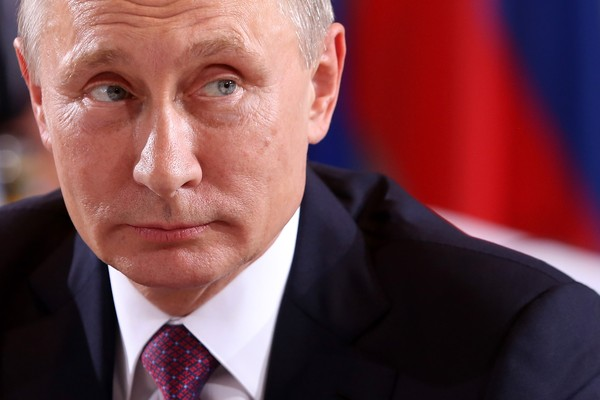 O presidente russo Vladimir Putin (Foto: Getty Images)