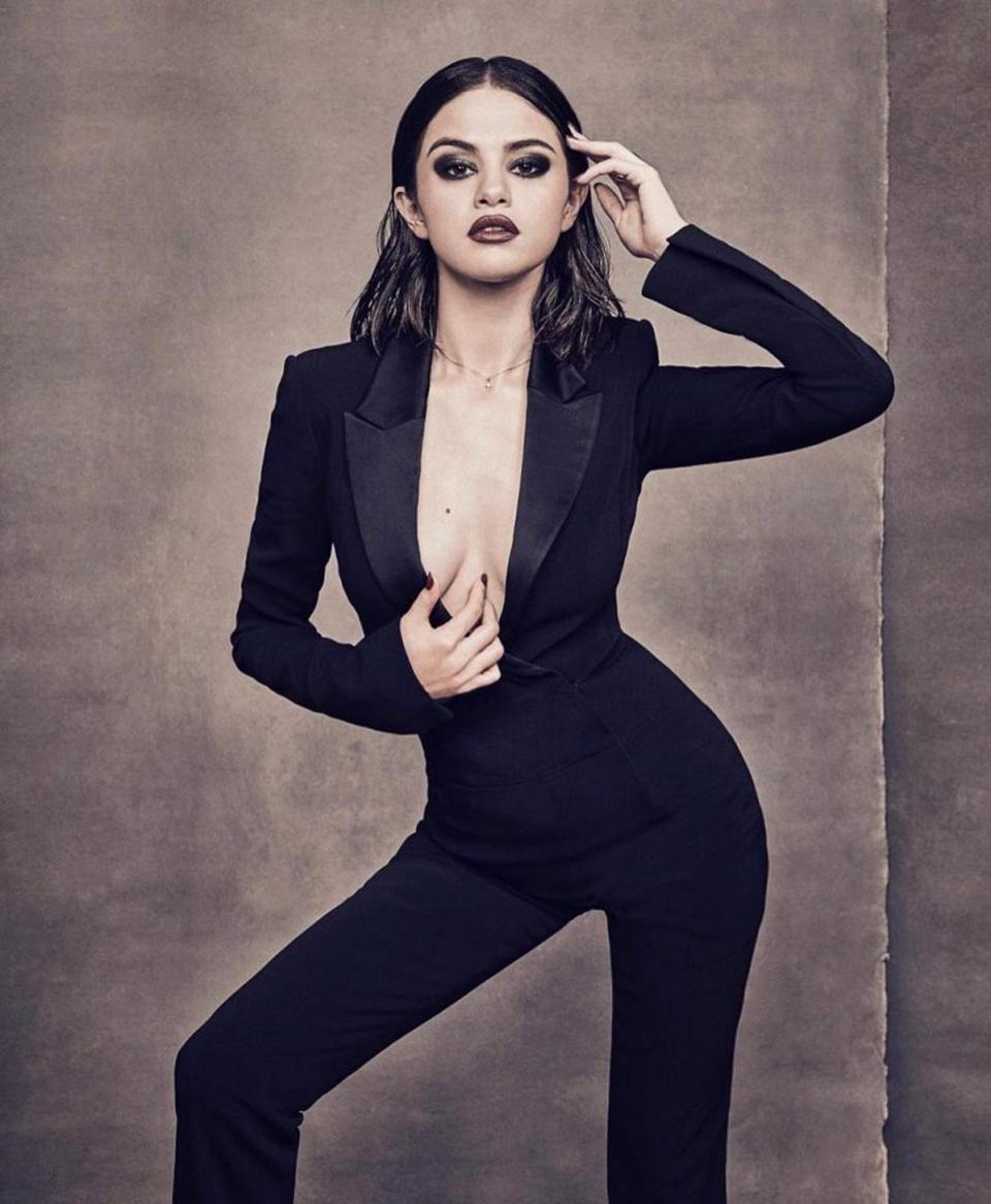 Selena Gomez (Foto: Divulgação / Billboard)