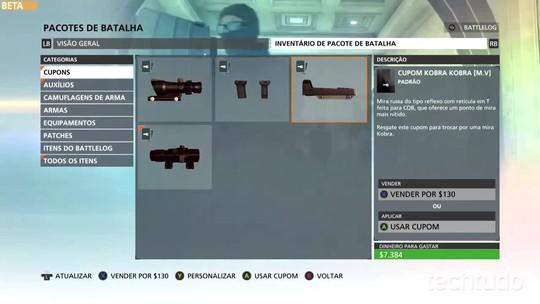 Battlefield Hardline: como conseguir itens raros nos Pacotes de Batalha
