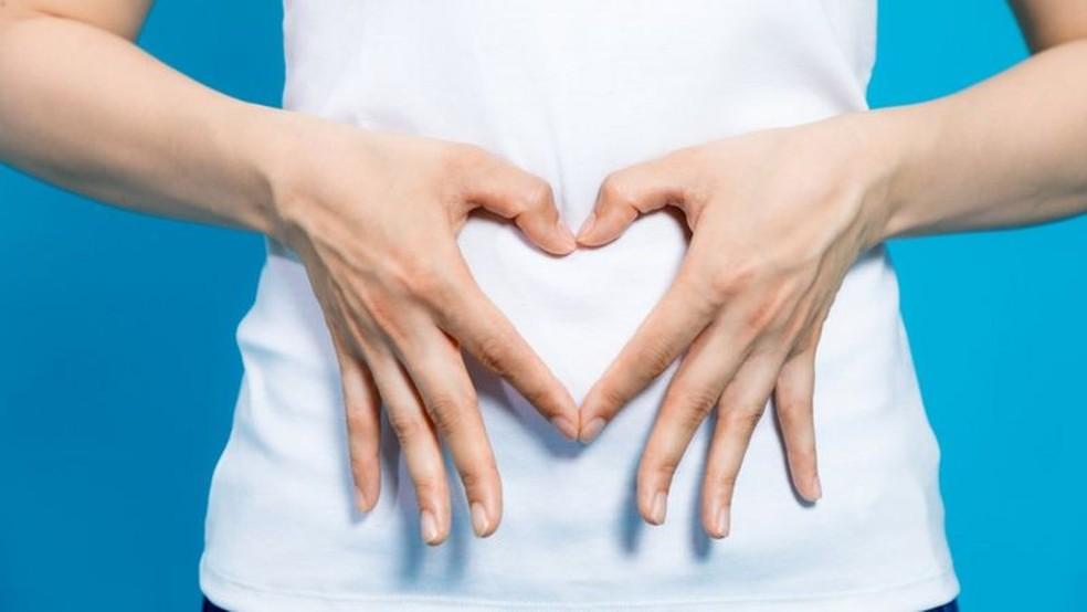 As bactérias intestinais são essenciais para uma boa saúde — Foto: Getty Images/BBC