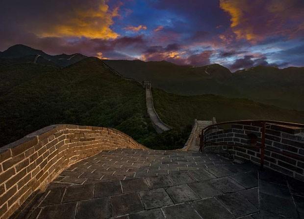 Saiba como passar uma noite na muralha da China de graça (Foto: Airbnb/Reprodução)