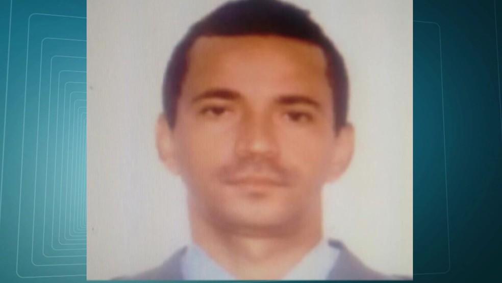 O sargento da Polícia Militar Alessandro Galdino Marques, lotado no 16º Batalhão (Olaria) foi morto em uma tentativa de assalto na noite de quinta-feira. (Foto: Reprodução/ TV Globo)