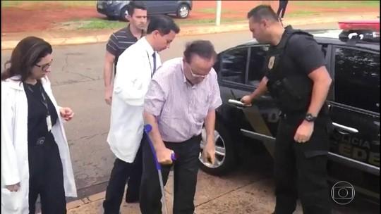 Defesa de Maluf reitera pedido de prisão domiciliar e diz que ele não representa risco à sociedade; MP é contra