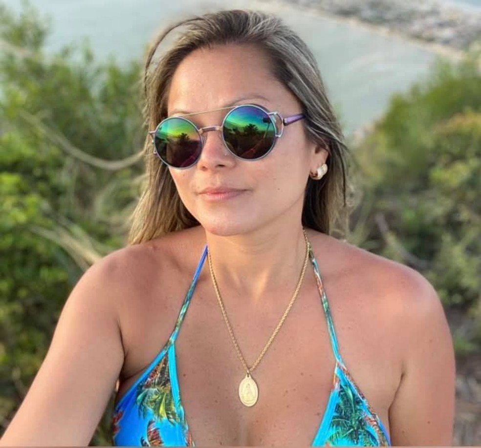 Alessandra Tomie Kokubun morreu durante um latrocínio em Itanhaém, SP — Foto: Reprodução/Redes Sociais