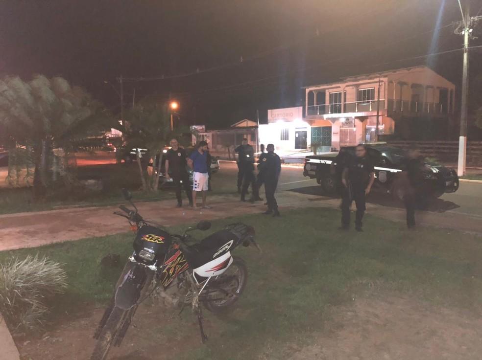 Polícia Civil prende suspeito de tráfico que determinava toque de recolher em comunidade no AC — Foto: Arquivo/PC-AC