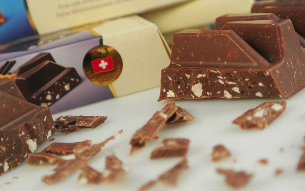 A Suíça tem o maior consumo per capita anual de chocolate no mundo (Foto: Horwin/Creative Commons)