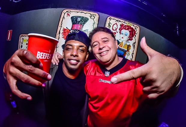 TH e DJ Malboro (Foto: Divulgação/Leandro Godoi e João Barbosa)