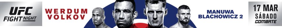 Assine o Combate assista a todos os eventos do UFC ao vivo (Foto: divulgação)
