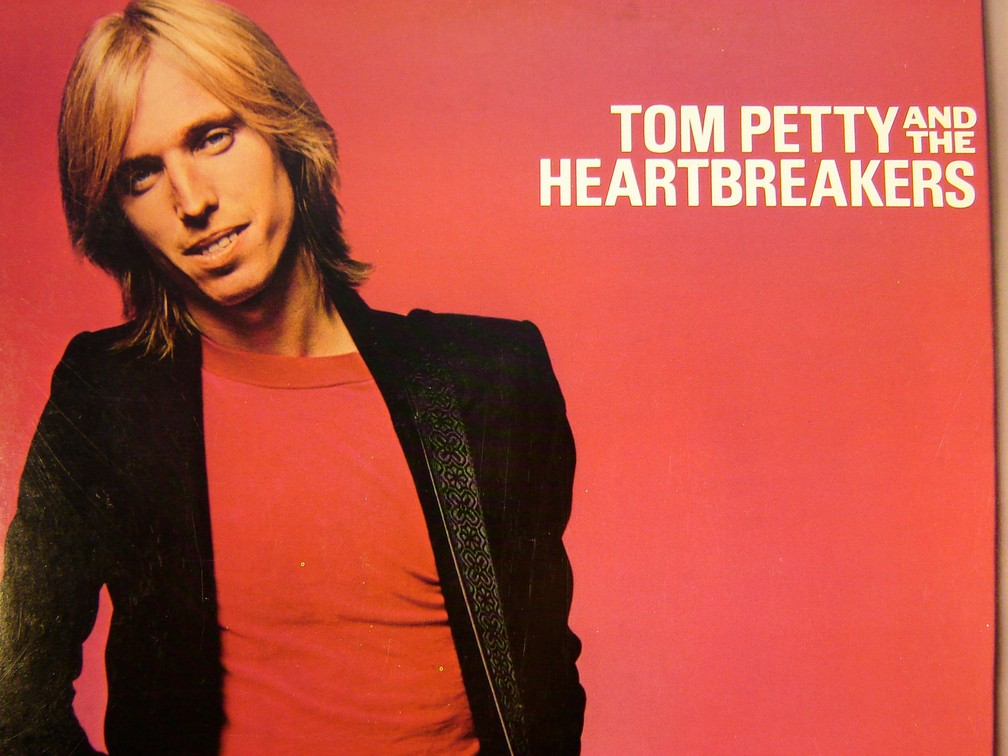 Tom Petty na capa do disco 'Damn the Torpedoes', de 1979 (Foto: Divulgação)