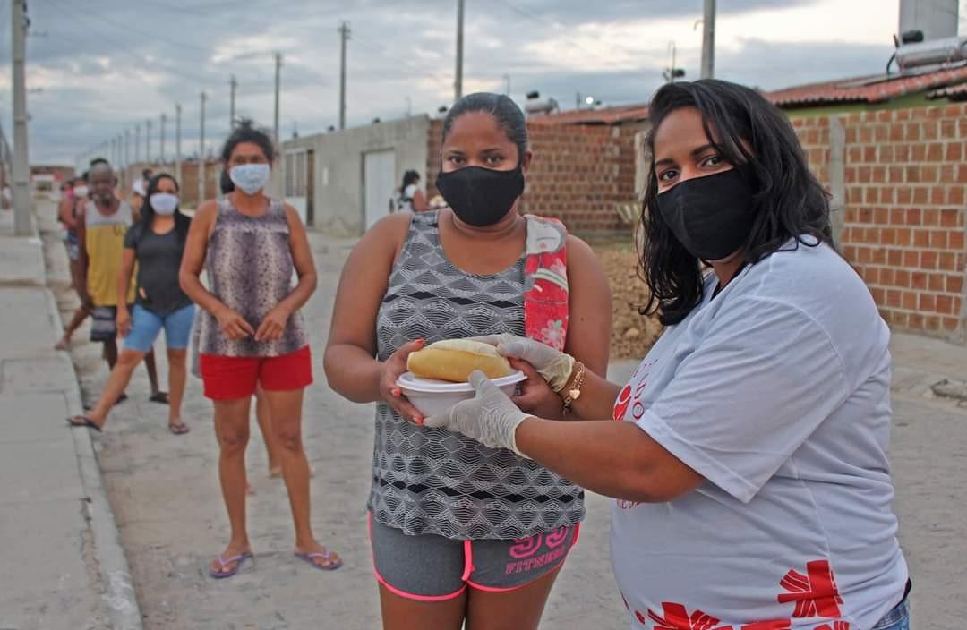 Cáritas Diocesana promove ação  de combate ao coronavírus em Pesqueira e Buíque