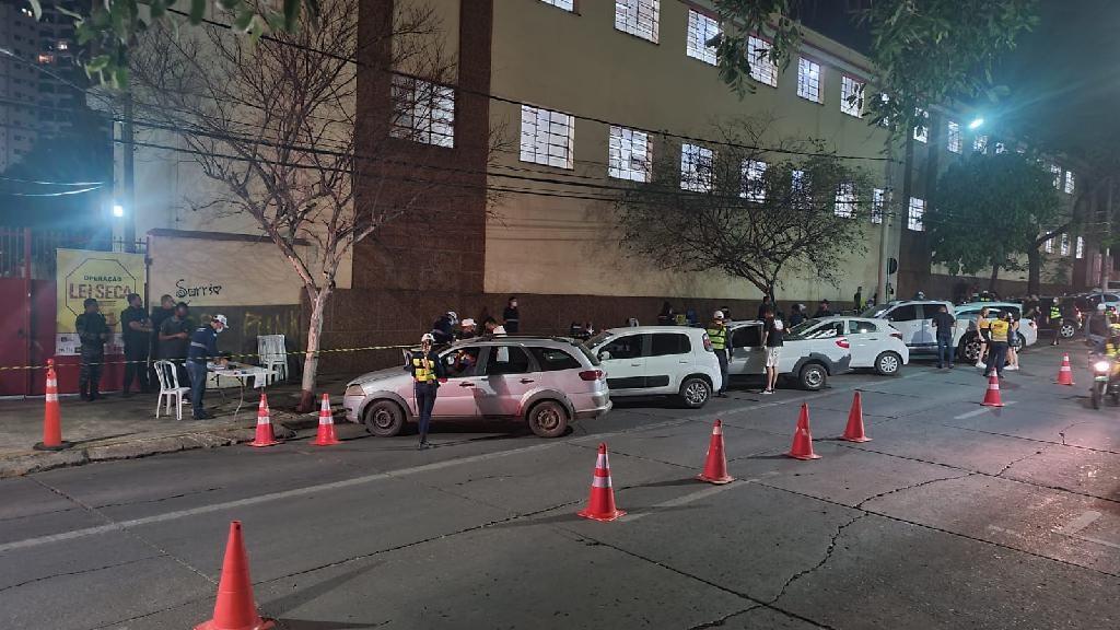 Oito pessoas são presas por crimes de trânsito em Cuiabá