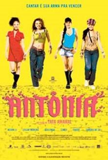 filme Antônia