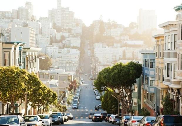 San Francisco tornou um nicho das empresas de alta tecnologia e oferece alguns dos salários mais altos dos EUA (Foto: Getty Images)