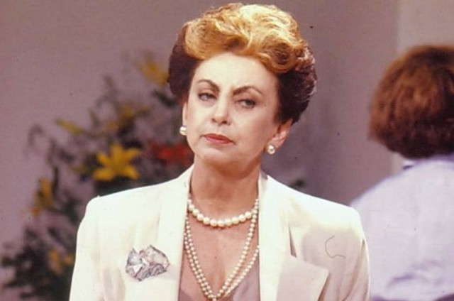 Beatriz Segall em 'Vale tudo' (Foto: Arquivo)